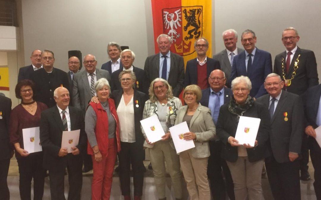 SPD-Kommunalpolitiker von Stadt Bad Neuenahr-Ahrweiler geehrt