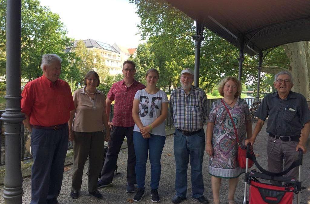 Barrierefreie Landesgartenschau 2022 – SPD-Check in Bad Neuenahr