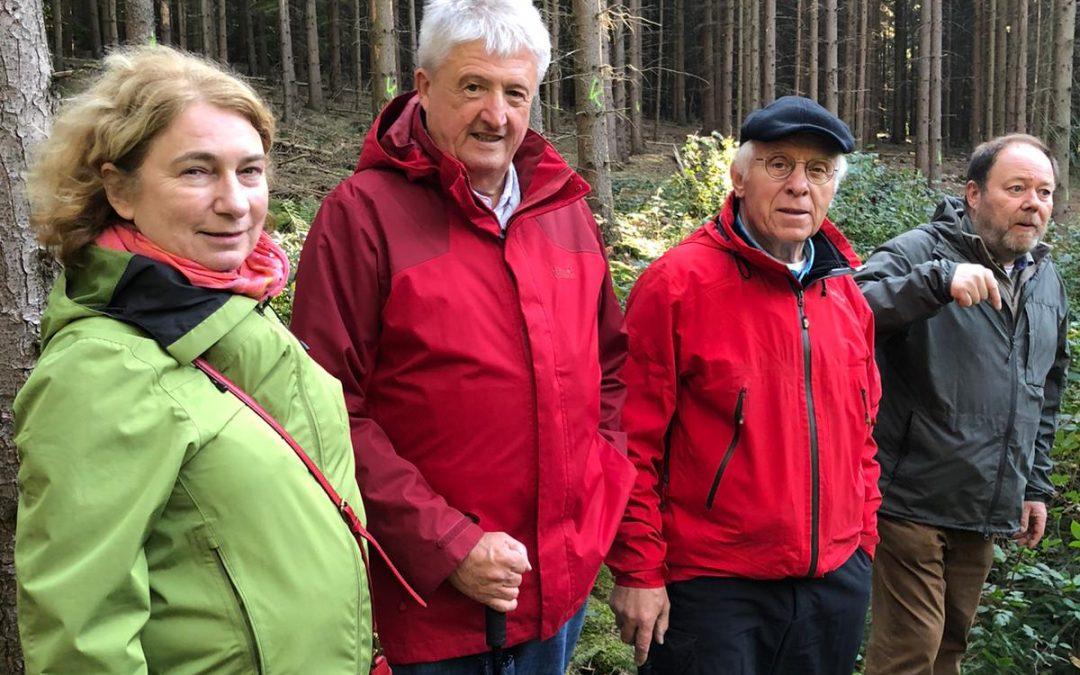 Unser Wald ist krank – SPD Bad Neuenahr-Ahrweiler legt Finger in die Wunden
