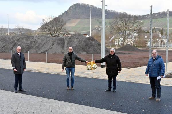 SPD-geführtes Innenministerium unterstützt finanziell Projekte zur Stadtentwicklung und Sport in Bad Neuenahr-Ahrweiler